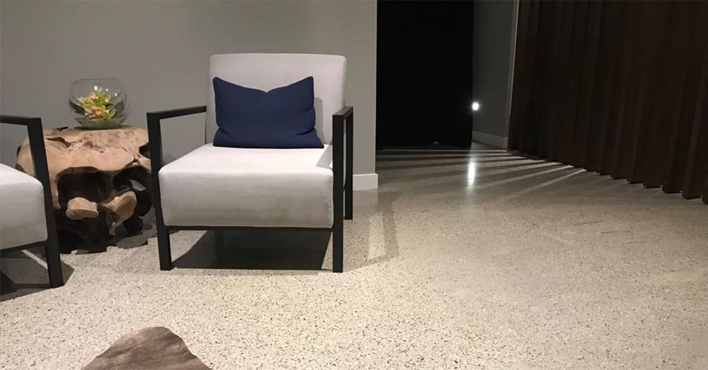 Home Remarkable Polished Concrete